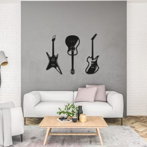 Guitarras – Set de 3